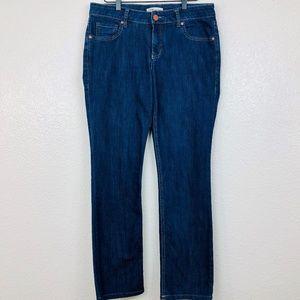 NWOT CAbi Lou Lou Straight Leg Jeans Style 334
